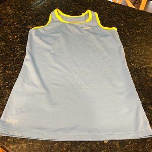 Nike Pro XL Blue Tank